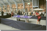 St Pancras  Table Tennis