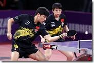 Секреты успеха китайцев в настольном теннисе